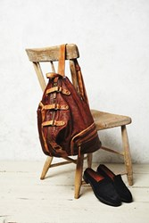 A.S.98 Beaufort Distressed Backpack