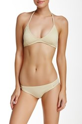 Reef 'Summer Breeze' Crochet Bikini Bottoms Juniors Brown