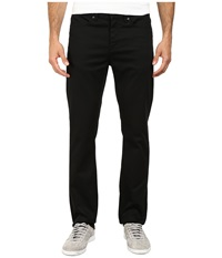 Kr3w K Slim Five Pocket Pants Black Men's Casual Pants