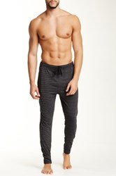 Bottoms Out Tapered Knit Jogger Black