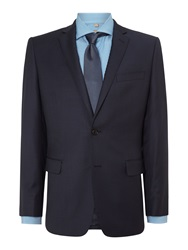 Richard James Pick N Pick Contemporary Suit Jacket Navy