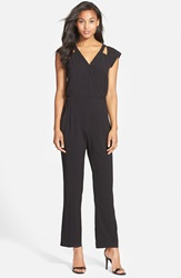 Kut From The Kloth Surplice Jumpsuit Black