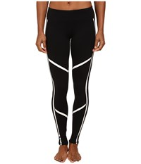 Alo Yoga Talia Legging Black Natural Glossy Women's Casual Pants
