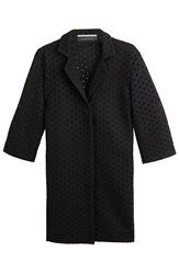 Roland Mouret Paddintgon Embroidered Coat