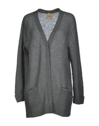 Levi's Made And Crafted Cardigans Grey
