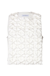 J.W.Anderson Crop Top With Bow Panel