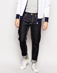 French Connection Skinny Fit Jeans Navy