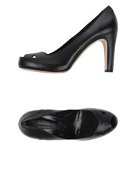 Roberto Del Carlo Pumps Black