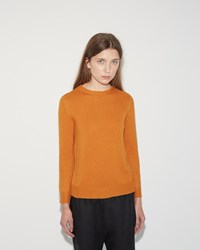 Sofie D'hoore Must Cashmere Wool Pullover Curcuma