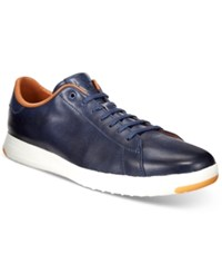 Cole Haan Men's Grandpro Tennis Sneakers Men's Shoes Navy