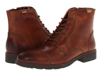 Pikolinos Pamplona 03Q 6467 Cuero Men's Dress Lace Up Boots Tan