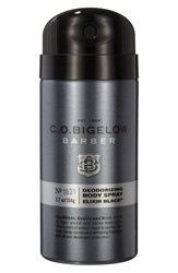 C.O. Bigelow 'Barber Elixir Black' Body Spray