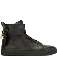 Buscemi High Top Sneakers Black