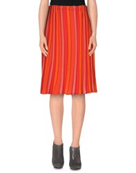 Fabrizio Del Carlo Skirts Knee Length Skirts Women