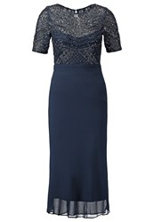Frock And Frill Soren Occasion Wear Insignia Blue Dark Blue
