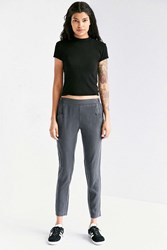 Silence And Noise Riley Washed Pull On Pant Black
