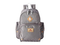 High Sierra Warren Backpack Charcoal Silver Backpack Bags Gray