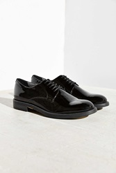 Vagabond Amina Patent Leather Oxford Black