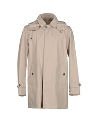 Alviero Martini 1A Classe Coats And Jackets Full Length Jackets Men Beige