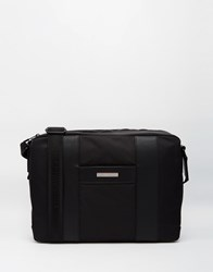 Tommy Hilfiger Story Messenger Bag Black
