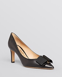 Salvatore Ferragamo Pointed Toe Pumps Mimi High Heel