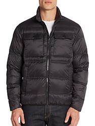 Hawke And Co Down Puffer Jacket Black