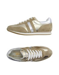 D'acquasparta Footwear Low Tops And Trainers Women Beige