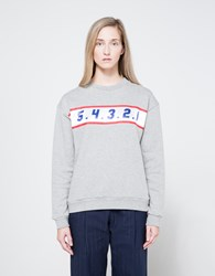 Etre Cecile 54321 Lift Off Bf Sweat Grey