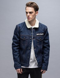 Palm Angels Winter Denim Jacket