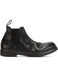 Marsell Marsell Chelsea Boots Black