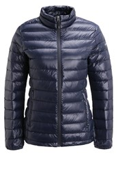 Icepeak Virpa Down Jacket Navy Blue Dark Blue