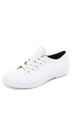 Hunter Original Low Top Sneakers White