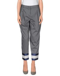 Emporio Armani Trousers Casual Trousers Women Grey