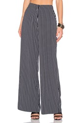 House Of Harlow X Revolve Mona Pant Black And White