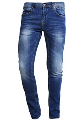 Blend Of America Slim Fit Jeans Blue Denim