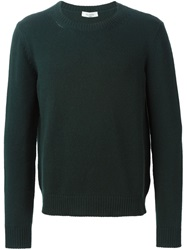 Valentino Crew Neck Sweater Green