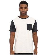 Matix Clothing Company Standard Clash T Shirt Natural Men's T Shirt Beige