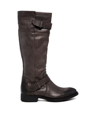 G Star G Star Pilot Reeve Knee Boots Greyleather