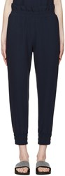 Mother Of Pearl Navy Rita Kadi Lounge Pants