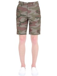 Vans Camo Printed Nylon Swimming Shorts