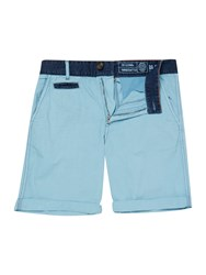 Blend Of America Chino Shorts Blue