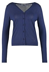 Ltb Genora Cardigan Navy Dark Blue