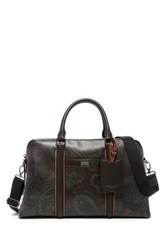Ted Baker Icewall Leather Bowler Bag Black