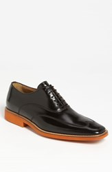 Men's Michael Toschi 'Luciano' Patent Leather Wingtip