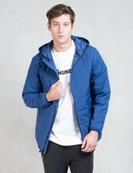 The Hundreds Blue Turm Jacket