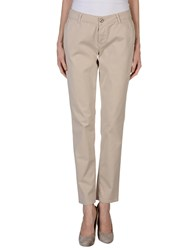 Take Two Trousers Casual Trousers Women Beige