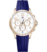 Tommy Hilfiger 1781645 Stainless Steel Watch White
