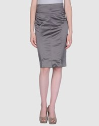 Trou Aux Biches Skirts 3 4 Length Skirts Women Lead