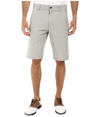 Oakley Take Shorts 2.5 Stone Gray Men's Shorts