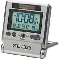 Buy Seiko Lcd Travel Alarm Clock At Argos.Co.Uk Your Online Shop For Clocks.